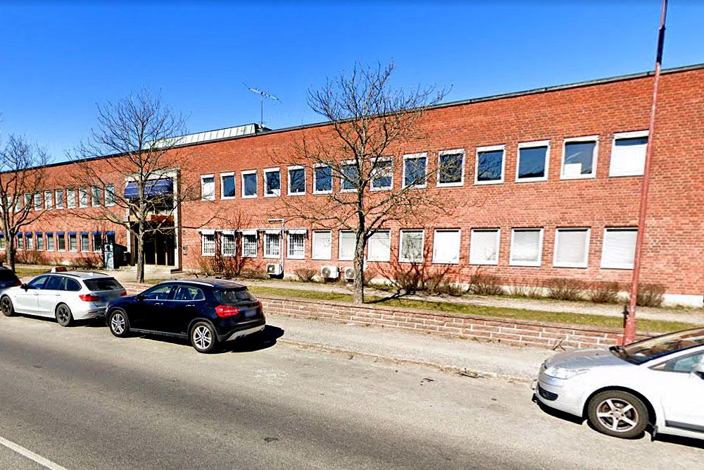 Temarör kontor - Harpsundsvägen 211 124 59 Bandhagen
